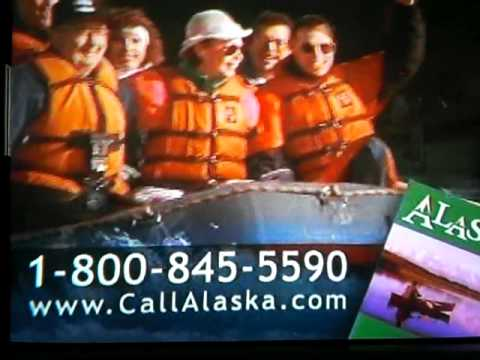 Alaska Tourism Commercial.