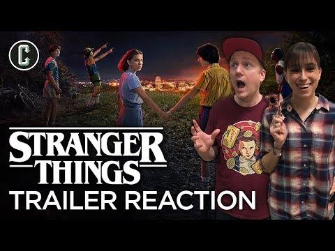 Stranger Things Season 3 Trailer Reaction & Review