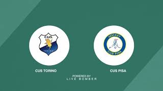 🏑 Highlights #U18F #Indoor ~ CUS Torino vs CUS Pisa 🥅