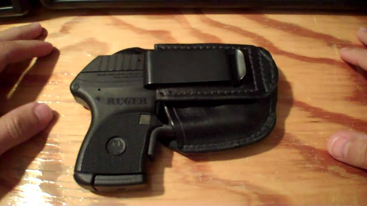 Ruger 380 Lcp Wallet Holsters Ruger Lcp Iwb Holster From