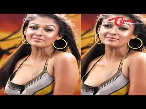 Actress Nayanthara Latest Hot Photos video