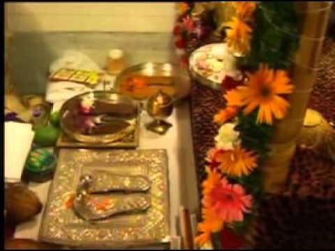 Narayan Bapu Karpoor gauram Karunavataram (Stuti)