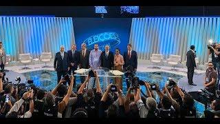 Debate Globo - Presidenciáveis 2018