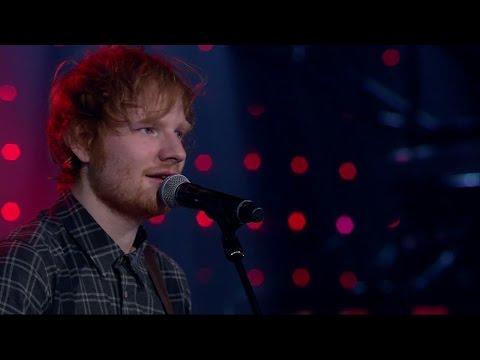 Ed Sheeran - I See Fire (live on Swedish Idol)
