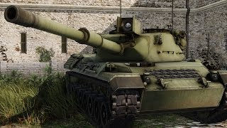 Armored Warfare - Big Guns Better Gameplay