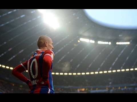 Arjen Robben | Goals & Assists | 2014/2015