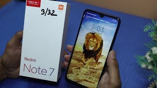 Redmi Note 7 Unboxing | Hindi