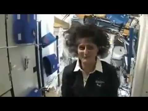 How do Astronauts Live Eat Sleep and use the Bathroom in Space