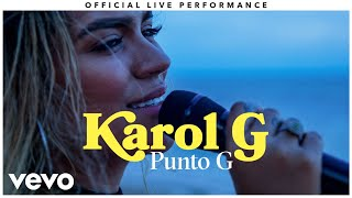 "Karol G - ""Punto G"" Official Live Performance 