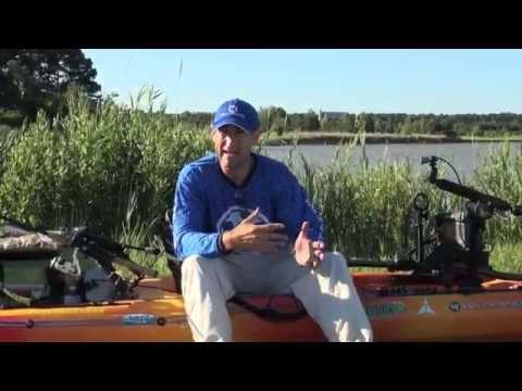 Kayak Fishing Basics: Kayak Speed