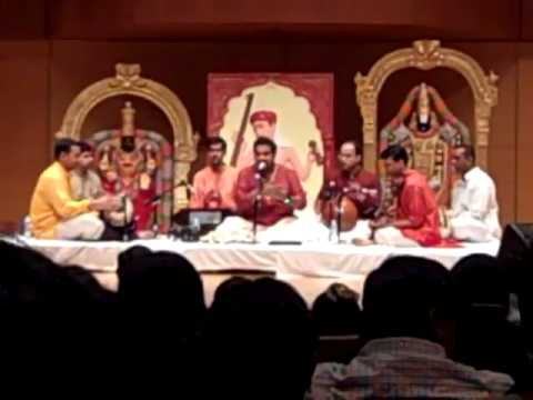 Shankar Mahadevan Carnatic Concert video