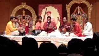 Carnatic Concert by Shankar Mahadevan
