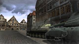 Your fight in your hands IS-7 (World of Tanks)