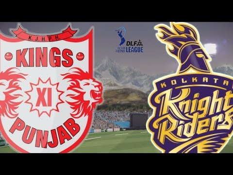 IPL 7 Final KKR v KXIP (Don Bradman Cricket 2014 Gameplay)