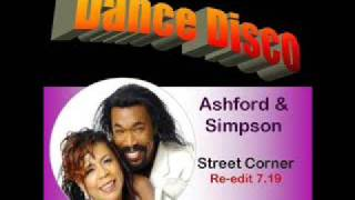 Ashford & Simpson: Street Corner (Extended re-edit 7.18)