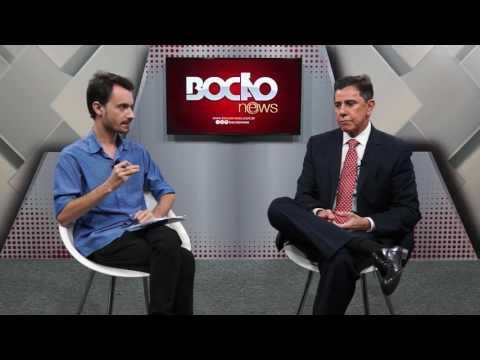 Entrevista com o presidente do TRE-BA, José Edivaldo Rocha Rotondano