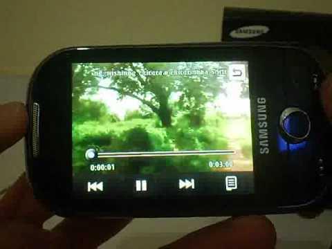 Celular Samsung Corby - BuscaP Vdeos