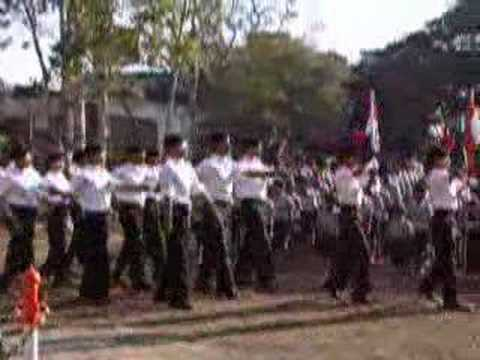 Republic Day Parade. Nasik