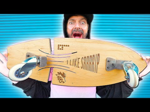 THE MOST TECHNOLOGICALLY ADVANCED RIPSTIK?!