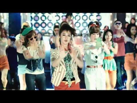 {dance Ver.} T-ara - Roly Poly Mv [hd] video