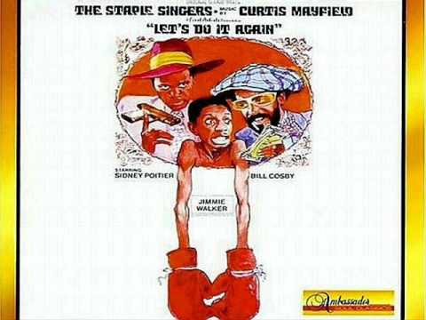 LET'S DO IT AGAIN (Original Full-Length Album Version) - Staple Singers