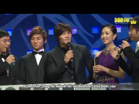 [vietsub] Loveable - Daesung Ft. Jongkook (081231 Mbc Music Festival [360kpop] video