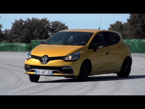 Renault Clio RRS 200 EDC: On Road and Track - /CHRIS HARRIS ON CARS