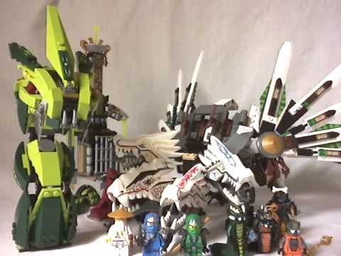 Lego ninjago video review epic dragon battle 2 2 fran ais youtube - Lego ninjago le grand devoreur ...