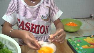 Pham Ngoc Anh cooking show 10