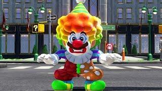 Super Mario Odyssey Walkthrough Part 24 - Moons in the Metro Kingdom