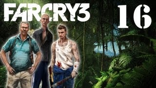 Let's Play Together Farcry 3 #016 - Schiffe versenken mit Raketen [720] [deutsch]