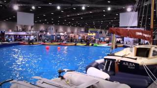 Landau UK at the London Boat Show 2016