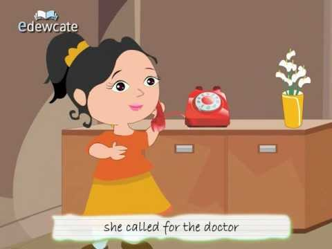 Edewcate english rhymes – Miss Polly had a dolly