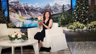 Ellie Kemper Has the Best Worst Christmas Decorations