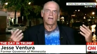 "JESSE VENTURA ""DO WE REALLY WANT TO LIVE IN EAST BERLIN?"""