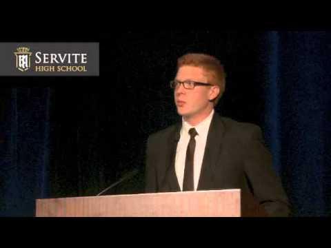 Troy Kassein '14 - CEO, Servite High School Trinity Corporation