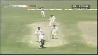 Aravinda De Silva 134 (131) Vs Pakistan | 1997