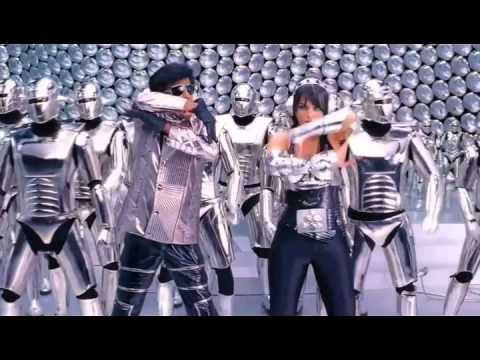 Irumbile naina Miley inumulo - Enthiran robot robo Mix video
