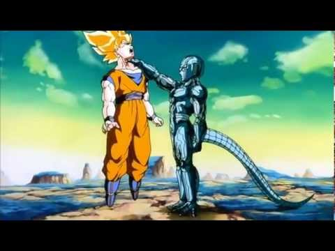 SSJ Goku Vs Metal Cooler (Original Japanese)