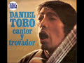 Escribeme una carta de Daniel Toro