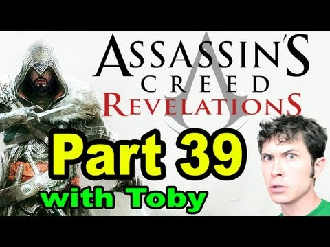 Assassin's Creed Revelations - FREAKIN' TEMPLARS - Part 39