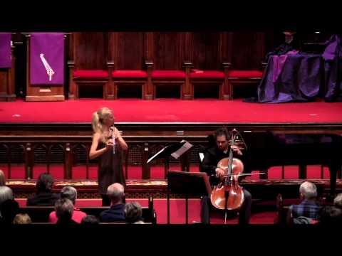 West End Duo: Heitor Villa-Lobos' Assobio a Játo (The Jet Whistle), 3rd movement