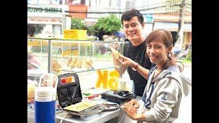 Ghé thăm người mẹ bán hotdog để con nằm dưới gầm xe ở Cần Thơ