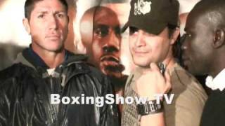 Interview Silvio Branco Fighting Jean Pascal On Boxingshow