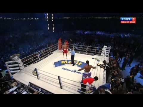 Бокс 2011. Кличко Хэй