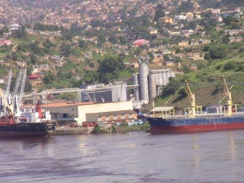 MATADI A PORT TOWN OF THE CONGO-KINSHASA-Drive Thru