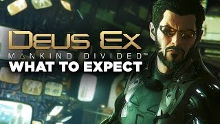 Everything You Can Do In Deus Ex: Mankind Divided