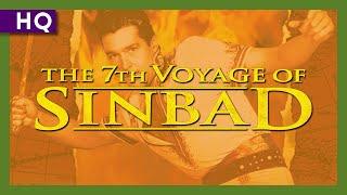 The 7th Voyage of Sinbad (1958) Trailer