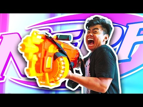 Nerf War: Guava Juice Edition