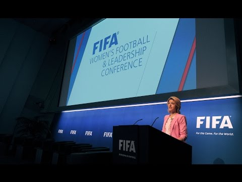 FIFA Women's Football and Leadership Conference 2015 - Highlights